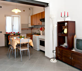 Interno - Bed & breakfast Guglielmina